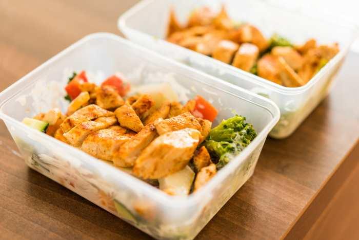 Cómo planificar una dieta de 1700 calorías